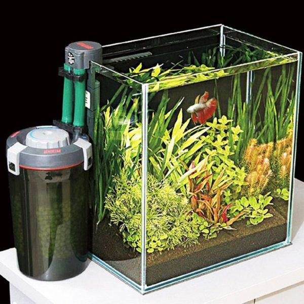 Внешний фильтр для аквариума и креветочника