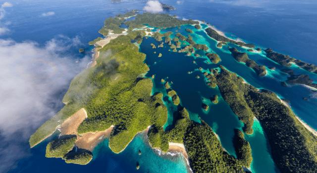 Родина рыбки данио - зондские острова