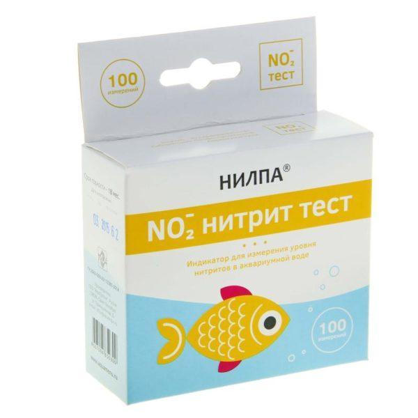 Тест для нитратов в аквариуме