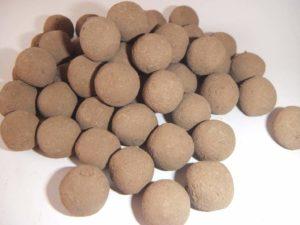 Глинянные шарики с удобрениями для аквариума