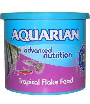 Aquarian корм для рыбок гуппи