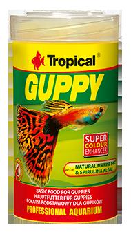 Tropikal корм для гуппи